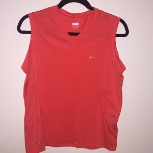 Women's Nike athletic tank top